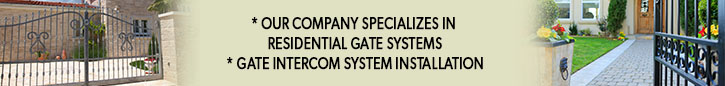 Driveway Gate - Gate Repair Canyon Country, CA